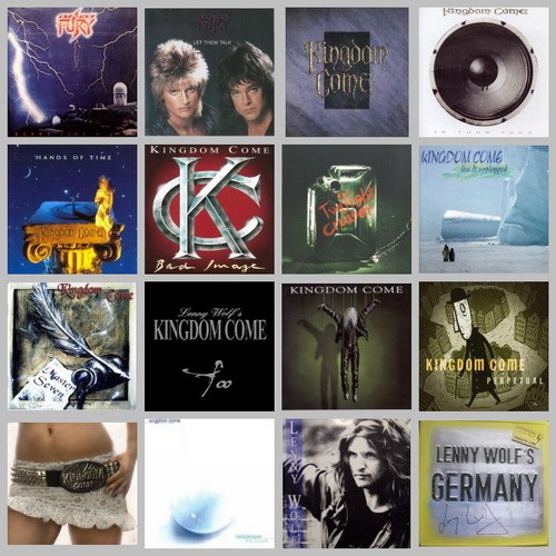 Kingdom Come - Discography (1984-2013)