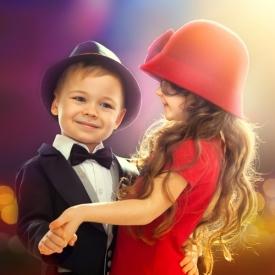 Детский танцклуб