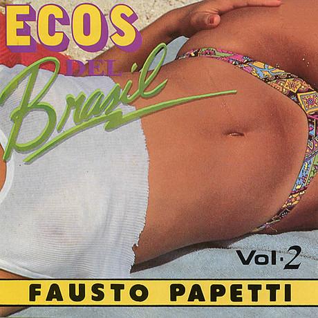 Fausto Papetti - 1992 - Ecos del Brasil vol. 2