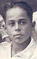 Владимир Дубинин. Фото сделано ранее 1942 года.